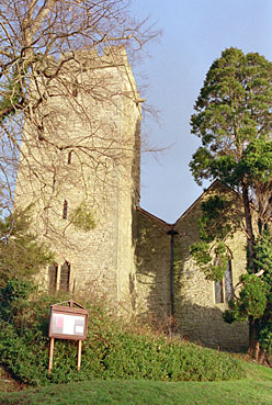 St James Church, Wigmore